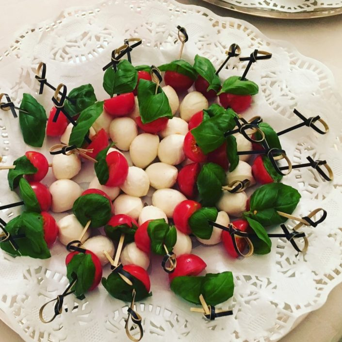 Mini Mozzarella