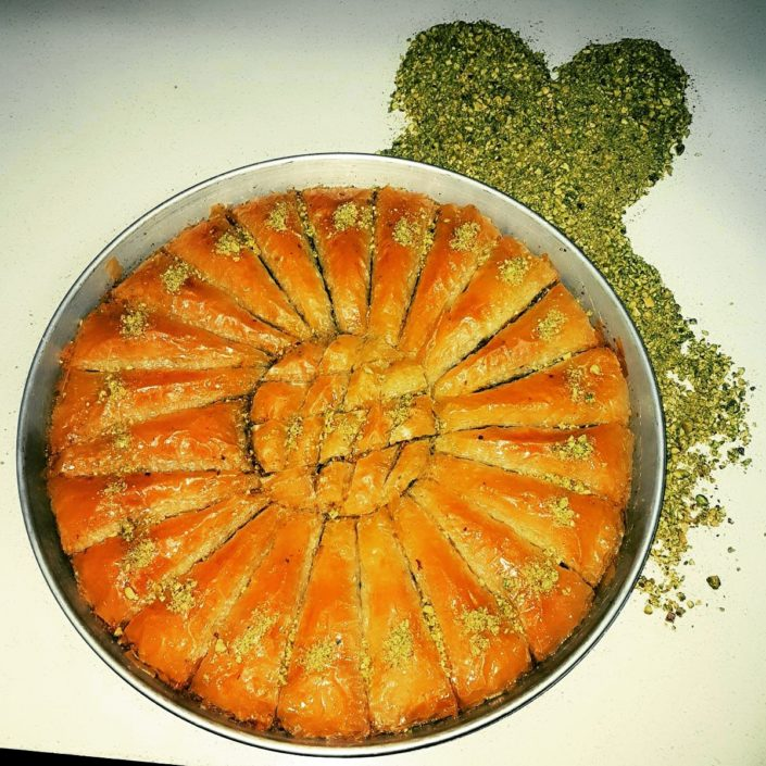 Turkish traditional Baklava