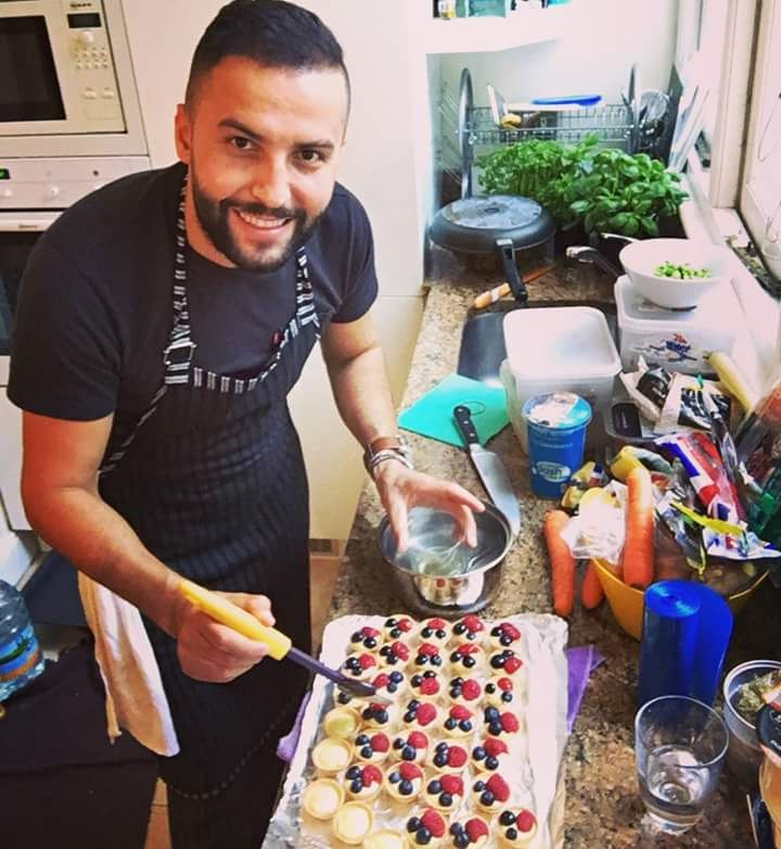 Private Chef Ahmet Ay