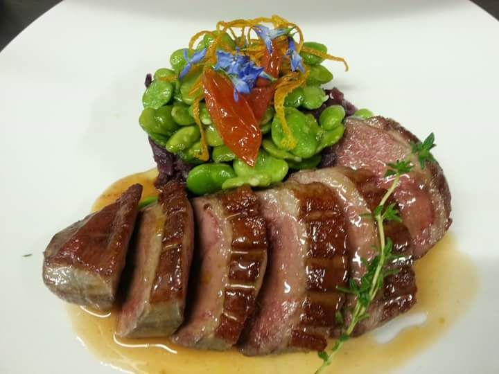 Duck breast