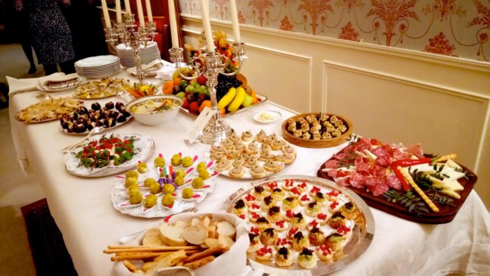 Buffet Gusto Catering London