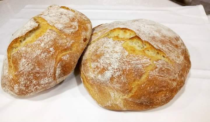 Fresh Bread Gusto Catering London